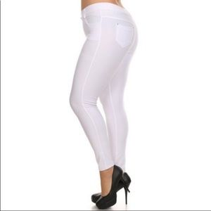 HOST PICK Women Denim Stretchy Skinny Jean Jegging